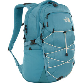 The North Face Borealis Backpack storm blue/vintage white
